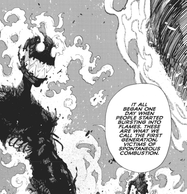 Fire Force Volume 1 - World on Fire.png