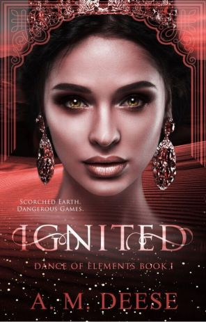 Ignited cover by AM Deese