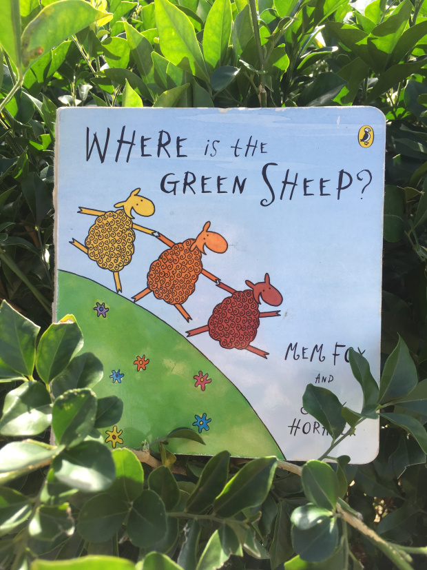 WhereistheGreenSheep?