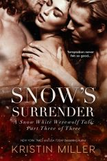 Snow's Surrender, Part 3 Cover