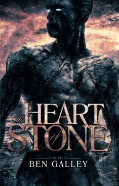 Cover- The Heart of Stone