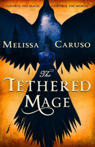 Cover- The Tethered Mage