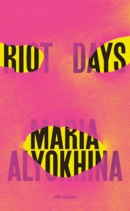 Riot Days Book Cover