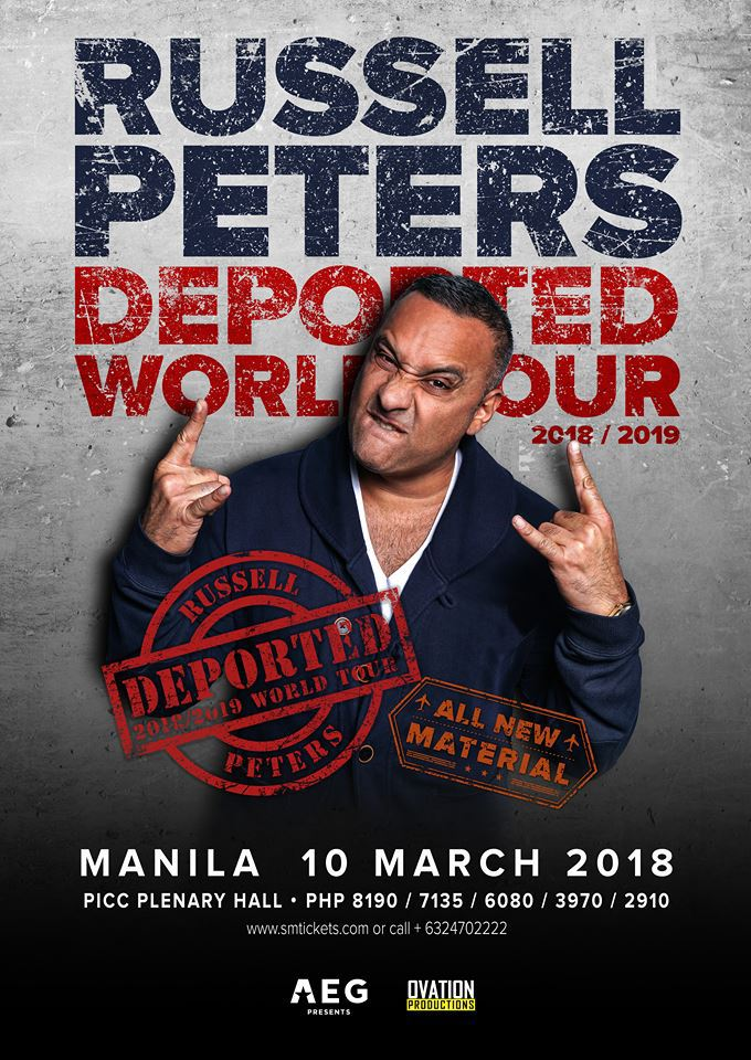RUSSELL PETERS LOW RES POSTER