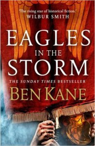 Eagles in the Storm Ben Kane