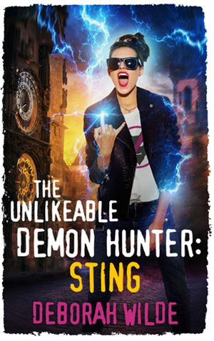 the unlikeable demon hunter sting
