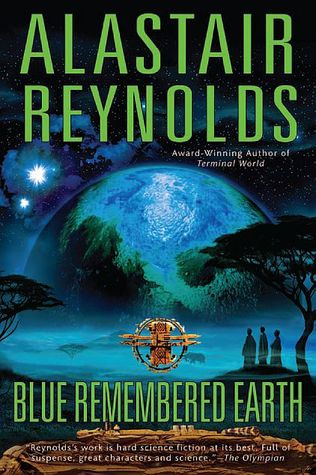 Blue Remembered Earth (2012)