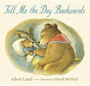 Tell Me the Day Backwards. by Albert Lamb