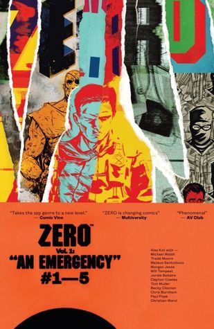 Zero, Vol. 1 An Emergency