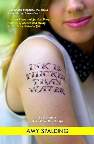 Ink is Thicker Than Water (2013)