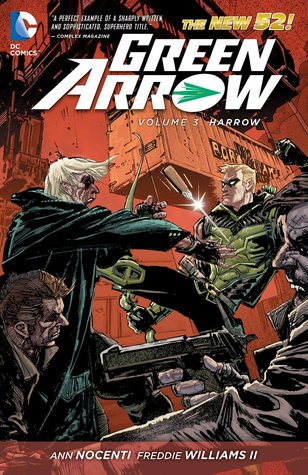 Green Arrow, Vol. 3: Harrow (2013)