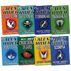 Alex Rider Pack Collection (2000)