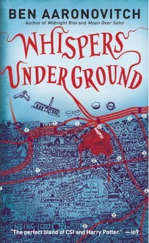 Whispers Under Ground (2012)