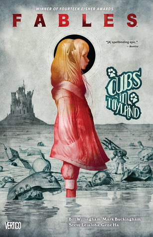 Fables, Vol. 18: Cubs in Toyland (2013)