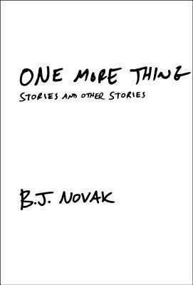 One More Thing: Stories and Other Stories (2014)