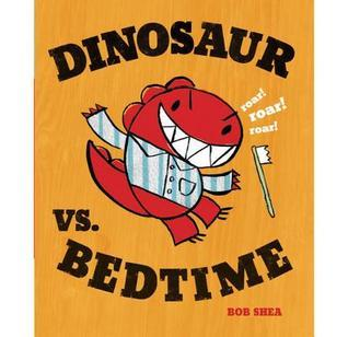Dinosaur Vs. Bedtime   Autographed Version (2009)