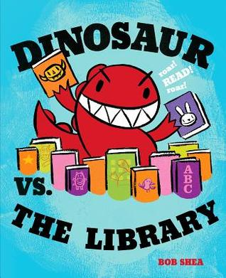 Dinosaur vs. the Library (2011)