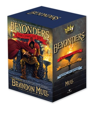 Beyonders The Complete Set: A World Without Heroes; Seeds of Rebellion; Chasing the Prophecy (2013)
