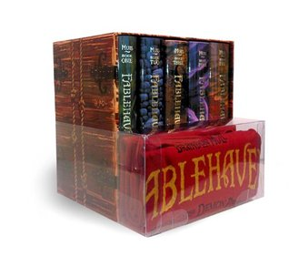 Fablehaven: The Complete Series Boxed Set (2010)