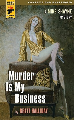 Murder is My Business (1945)