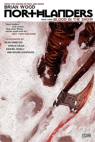 Northlanders: Blood In The Snow V. 3 (2010)