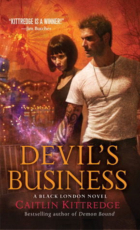 Devil's Business (2011)