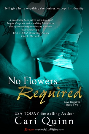 No Flowers Required (2012)