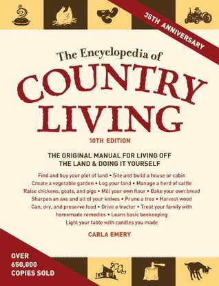 The Encyclopedia of Country Living, 10th Edition (1977)