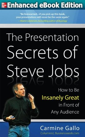 Presentation Secrets of Steve Jobs (Enhanced eBook) (2009)