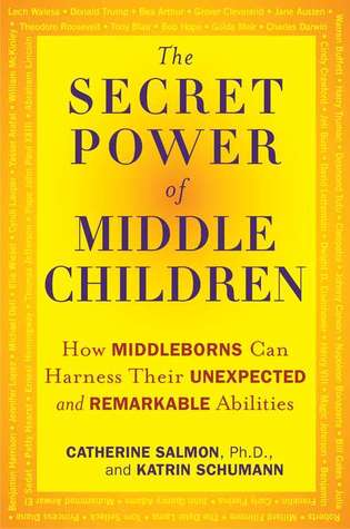 The Secret Power of Middle Children: How Middleborns Can Harness Their Unexpected and RemarkableAbilities (2011)