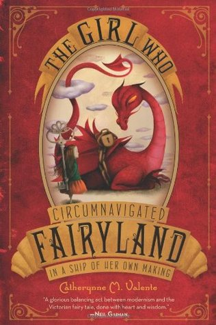 The Girl Who Circumnavigated Fairyland in a Ship of Her Own Making (2011)