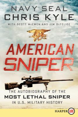 American Sniper (2012) by Chris Kyle