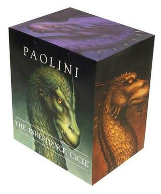 Inheritance Cycle 4 Book Boxed Set (2011)