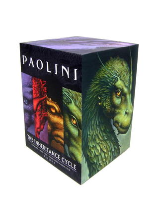 Inheritance Cycle 4-Book Trade Paperback Boxed Set (2012)