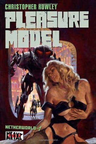 Heavy Metal Pulp: Pleasure Model (2010)