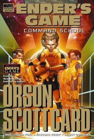Ender's Game, Volume 2: Command School (2010)