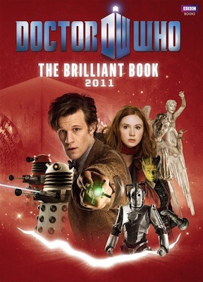 The Brilliant Book of Doctor Who 2011 (2010)