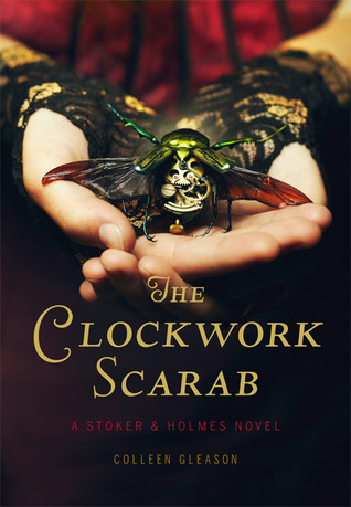 The Clockwork Scarab (2013)