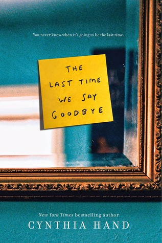 The Last Time We Say Goodbye (2000)