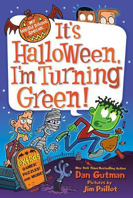 It's Halloween, I'm Turning Green (2013)