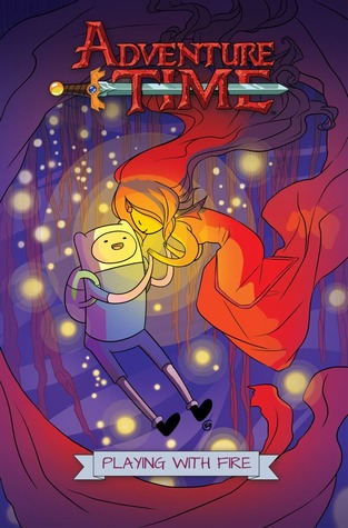 Adventure Time Vol. 1 Playing With Fire Original Graphic Novel (2013)