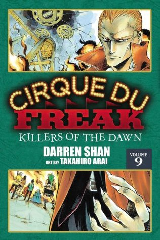 Cirque Du Freak: Killers of the Dawn, Vol. 9