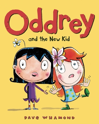 Oddrey and the New Kid (2013)