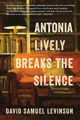 Antonia Lively Breaks The Silence (2013)