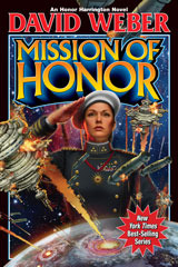 Mission of Honor-ARC (2010)