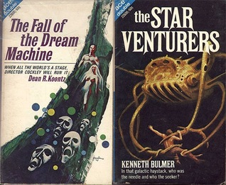 The Fall of the Dream Machine / The Star Venturers (1968)