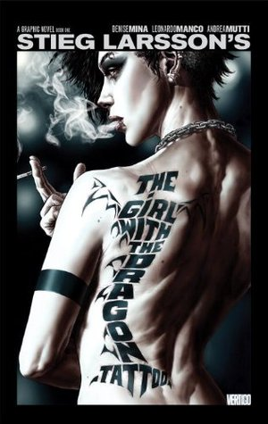 The Girl With the Dragon Tattoo, Book 1 (2012)