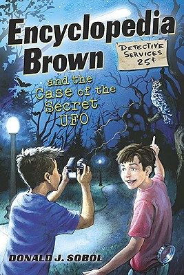 Encyclopedia Brown and the Case of the Secret UFOs (2010)