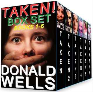 Taken! - Boxed-Set - Books 1-6 (2012)