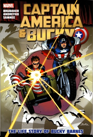 Captain America and Bucky: The Life Story of Bucky Barnes (2012)